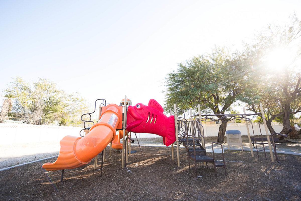 Sunrise Village playground