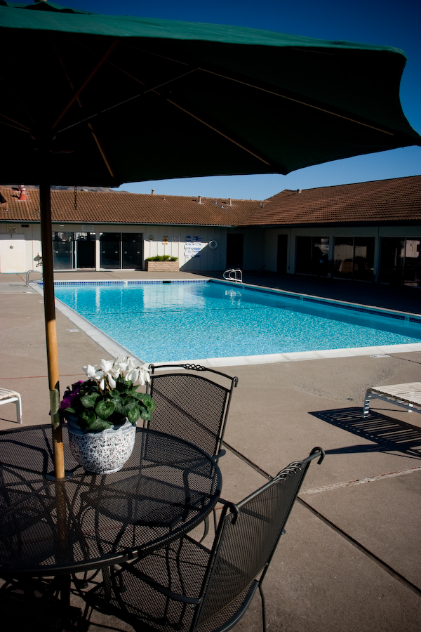 Milipitas Estates swimming pool