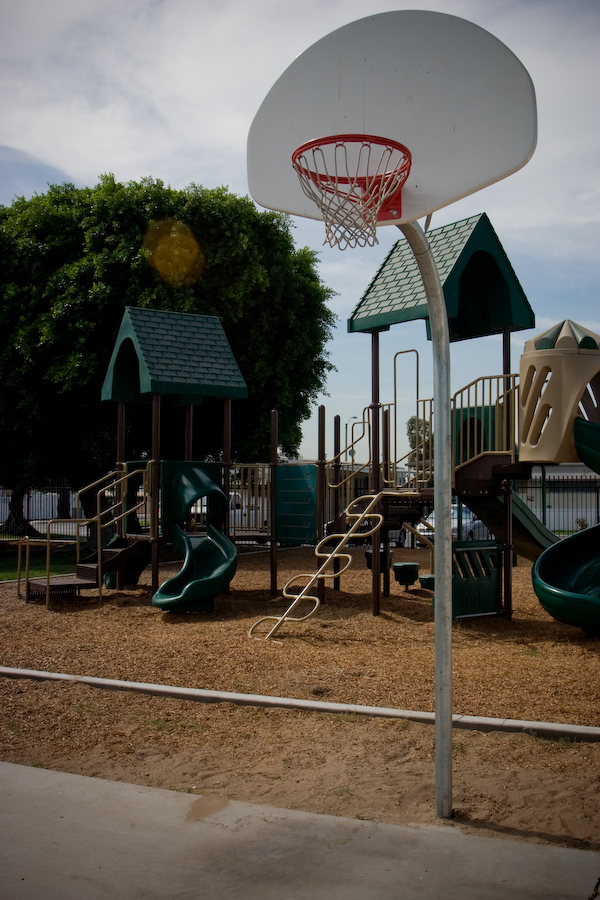 Parkside playground