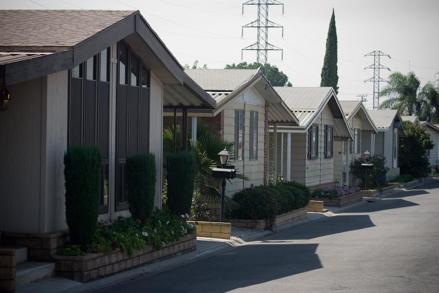 Rancho Meridian street