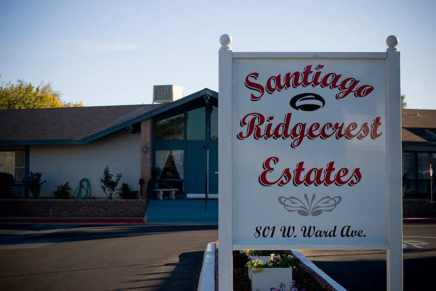 Ridgecrest Estates