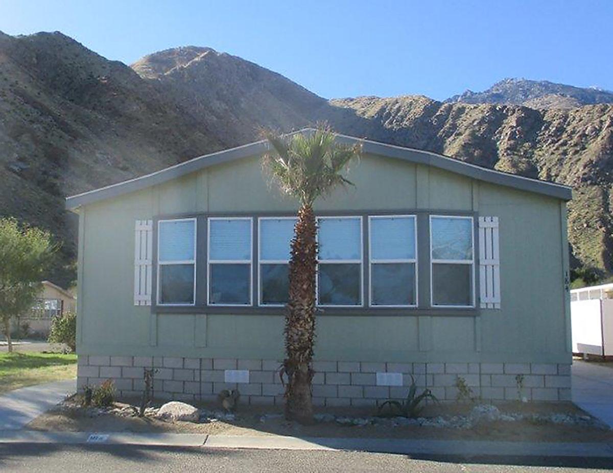 Sun Canyon Estates mobile home