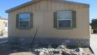 Sun Canyon Estates mobile home side