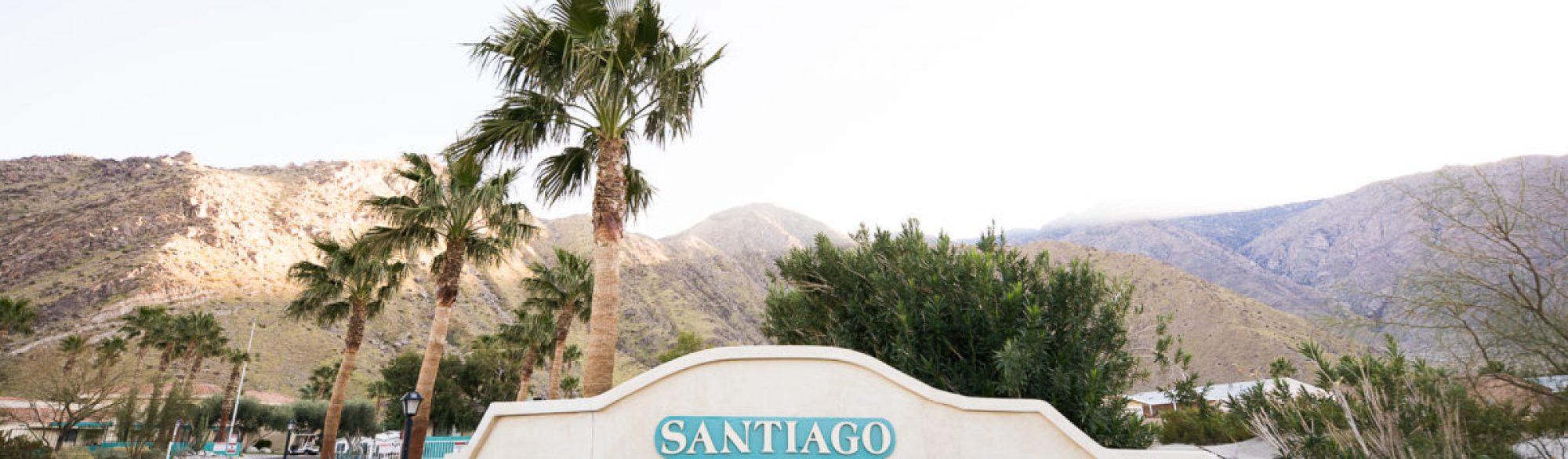 Sun Canyon Estates Sign